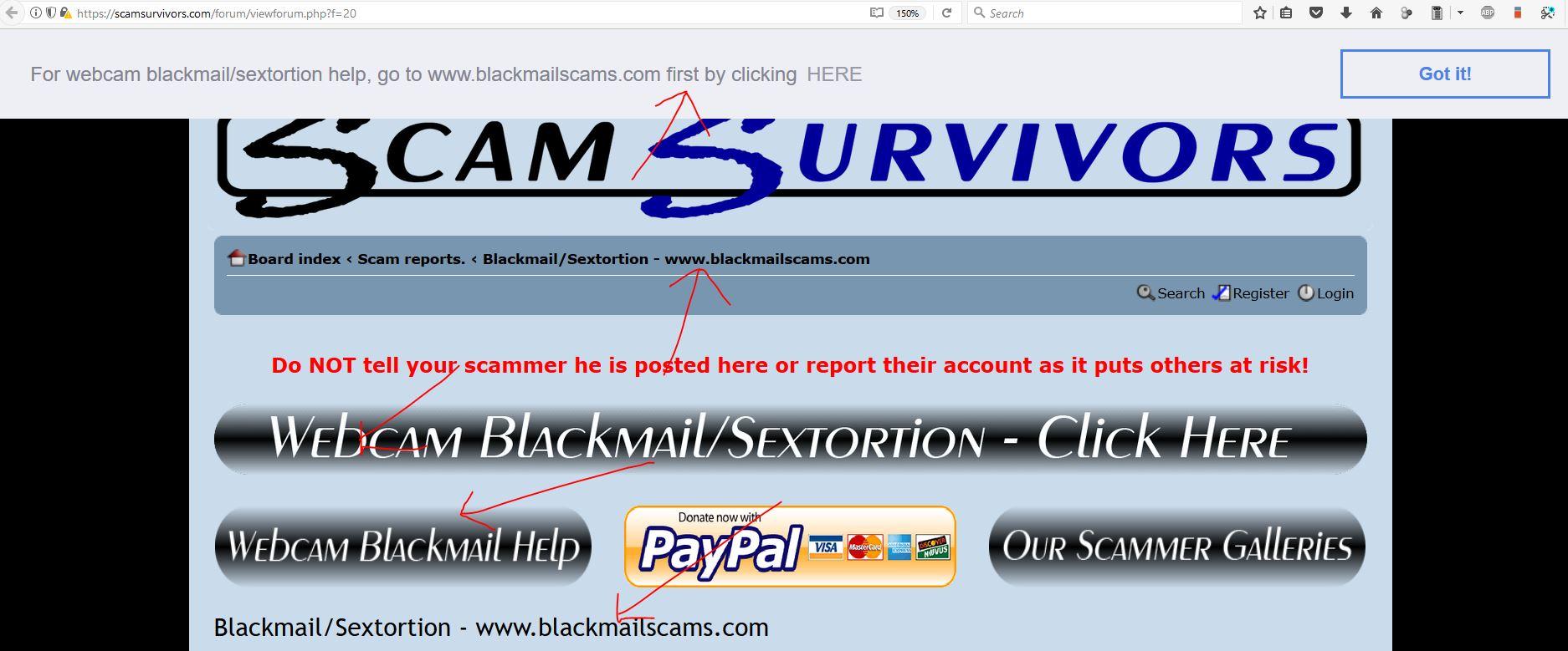 Scam Survivors • Sheikh Hamza Hamza - instagram