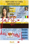 normal mercy thiara id card