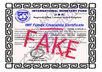 IMF  CLEARANCE CERTIFICATE