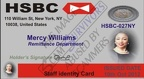 Mercy Williams ID