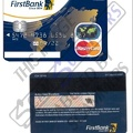 Fake Firstbank ATM card