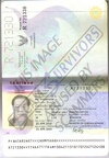 Fake Passport Natariwet Chompsaak