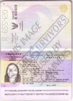 Fake Passport Ninlawan Donlakkham