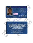 UNITED NATION ID CARD MIKI DITTUS