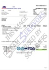 Fake Invoice Gen Pharma 2