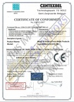 Fake Certificate of Conformity
