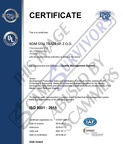 Fake Certification DQS