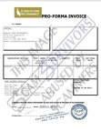 Fake Invoice Health Care Pro Pharmacy