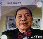 Stolen images of Dr. Huu Dinh Vo